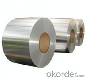 Aluminum casting coil for DD or DC
