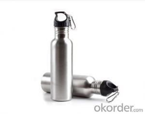Super Value Aluminum Sports Water Bottles