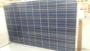 300w Polycrystalline Solar Panels made in America