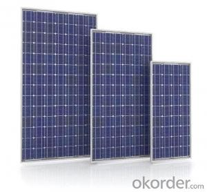 250w/300w Solar Panels stocks in West&East Coast