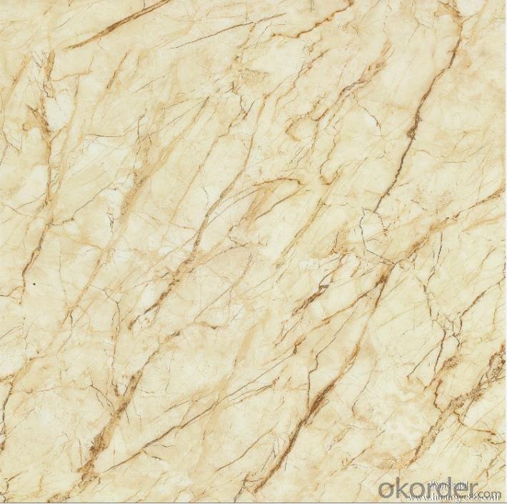 Digital glazd full polished tiles porcelain looks like marble prices 8008