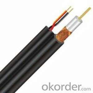 CCTV RG59 Coaxial cable +18AWG Power Wire