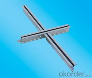 Suspension Ceiling T Bar/T Grid Groove System