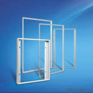 aluminum frame with high quality for pv modules