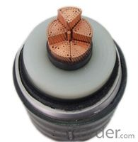 solid core xlpe power cable/xlpe steel tape armoured power cable