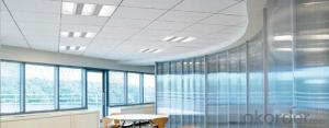 LED Recessed Troffer Artemis series low cost