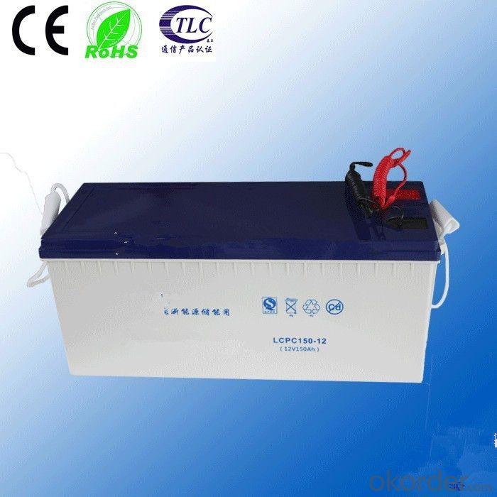 Sealed Lead Acid  Battery for UPS Solar Communication 12V 35AH