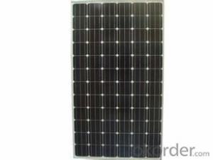 Sec 205W Monocrystalline siliconSolar Panels