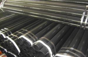 Seamless Black Steel Pipe ASTM A53 Grade B