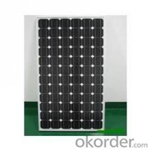 Sec 190W Monocrystalline siliconSolar Panels