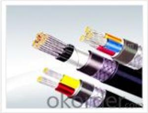 RVVP series copper core PVC insulated PVC sheathed screened flexible wire
