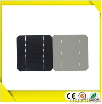 Solar Cell 5 Inch A Grade 2BB Cheap , Cell Solar