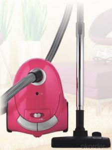 Bagged vacuum cleaner with ERP Class A#B3601
