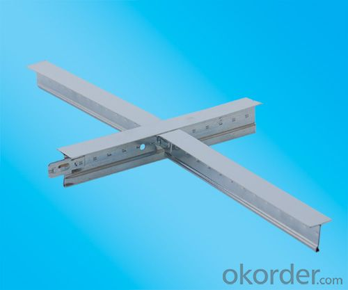Suspension Ceiling T Grid with High Quality