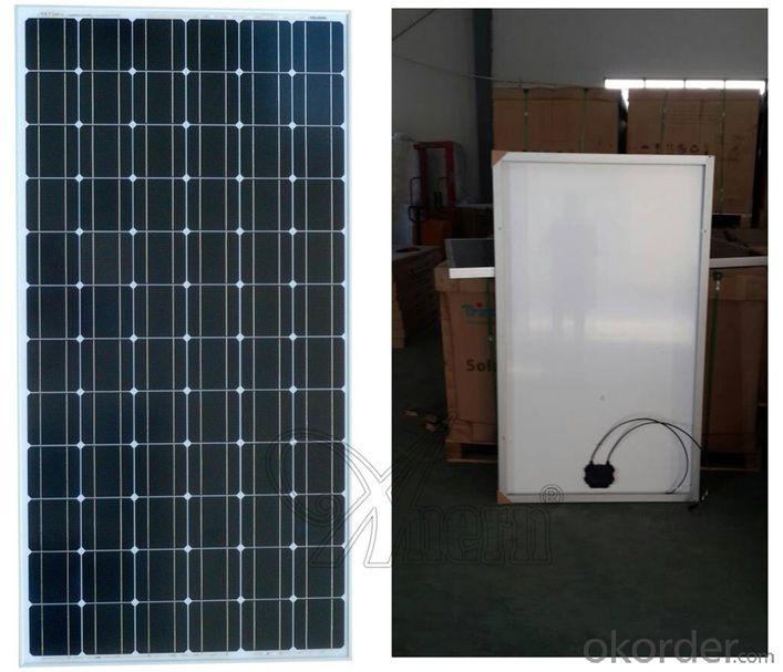 Monocrystalline Silicon thin film solar panel 250
