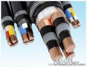 YJV XLPE Insulated PVC Shealth Power Cable (10-500mm2)