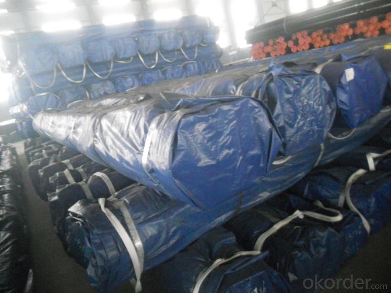 Carbon seamless steel pipe DIN17175 ST35 high quality