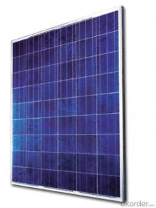 Polycrystalline Solar Panels made in Wisconsin,USA