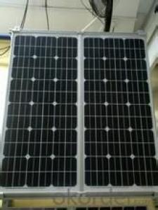 Sec 195W Monocrystalline siliconSolar Panels