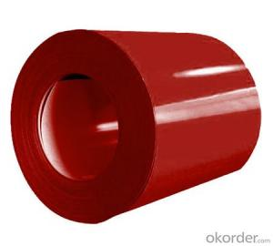 Prepainted Aluzinc Steel Coil Qualified-CGLCC
