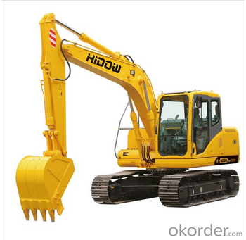 SINOTRUK - THE HIDOW HYDRAULIC EXCAVATOR HW130-8A