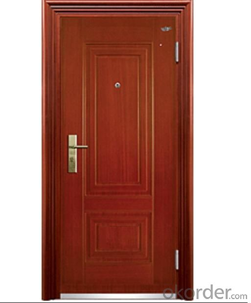 anti thief door,The door leaf thickness 6.7CM