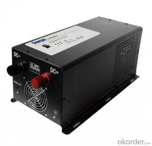 ESA-1K/2K/3K-Inverter/Charger Pure Sinewave Output with LF Transformer