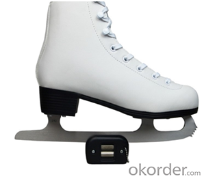 Skate Blade Sharpener for Winter Outdoor Use Adjustable