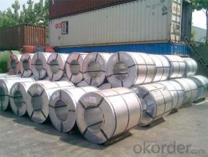 Hot-Dip Galvanized Steel Coil-JIS G3302 SGCC