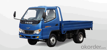 The Specification of 0.5T—DIESEL    2200