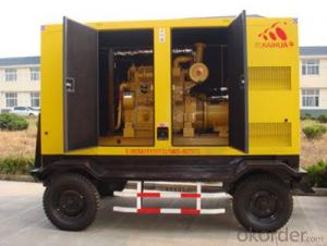 12kv CUMINS Diesel Generator Set in China