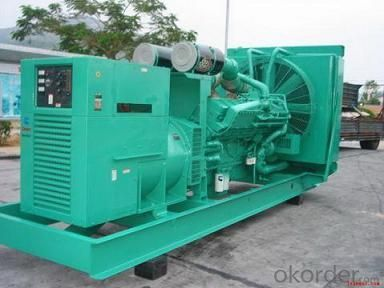 900KW Cumins Silent Diesel Generator Set with ATS