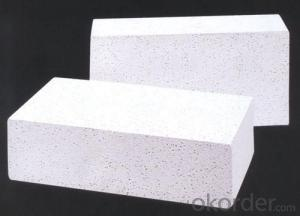65% Al2O3 min High Alumina Insulating Fire Brick
