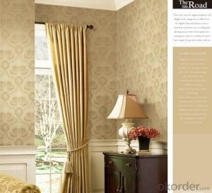 PVC Wallpaper Wholesale Cheap Korea Soundproof Wallpaper