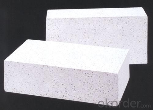 Refractory Insulating Fire Brick Used for Steel Ladle
