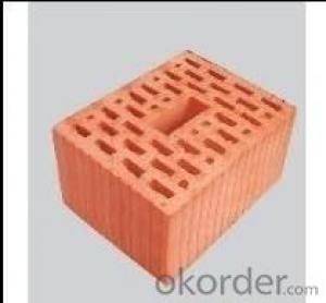 Refractory Hollow Brick Used for Steel Industry