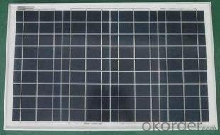 300w Polycrystalline solar panel stocks