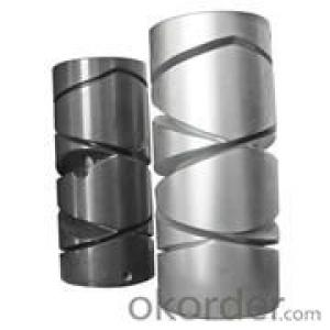 Textile Steel Grooved Drum of Winding Machine Parts