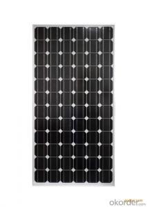 Solar Panels/Module Mono crystalline125x125mm 130w-170w