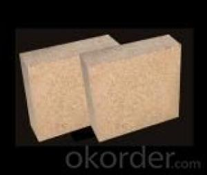 Refractory Thermal Insulation Magnesia Fire Bricks for Electric Furnace