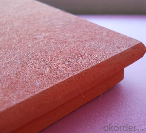 Fiberglass Ceiling Tiles with sound absorption
