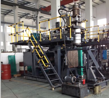 Blow Molding Machine for PE Material 30L Capacity