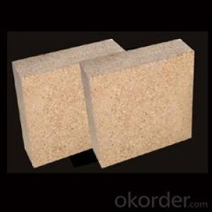 Mullite Insulating Fire Brick with Fire Lining Brick Sintered