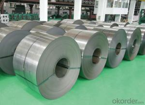 Stainless steel cold rolled coil for construction