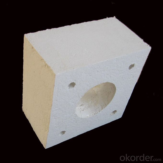 High Alumina Insulating Fire Brick with 65% Al2O3 min