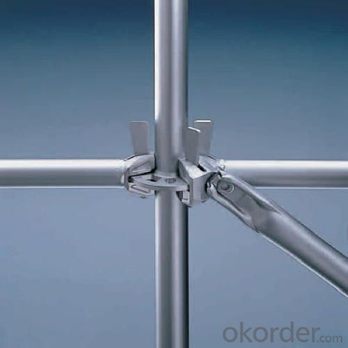 Ringlock Scaffolding Aluminum Alloy in Light Weight