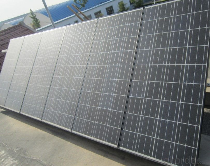 CNBM Polycrystalline Solar Panels made in Thailand