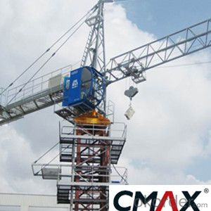 CMAX Tower Crane TC5013B with ECE Certificate