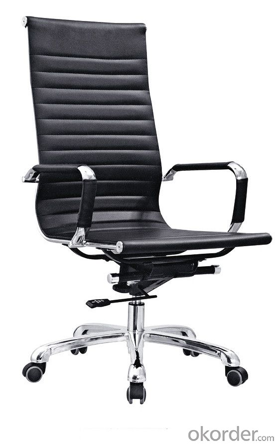 Eames ChairsGenuine /PU Leather Professional Office Chair with CE Certificate CN520A