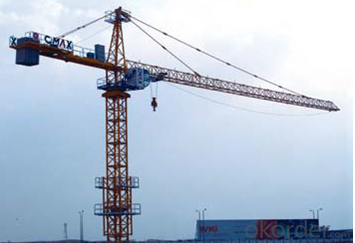 Mobile Crane with High Speed and high quality TC5610